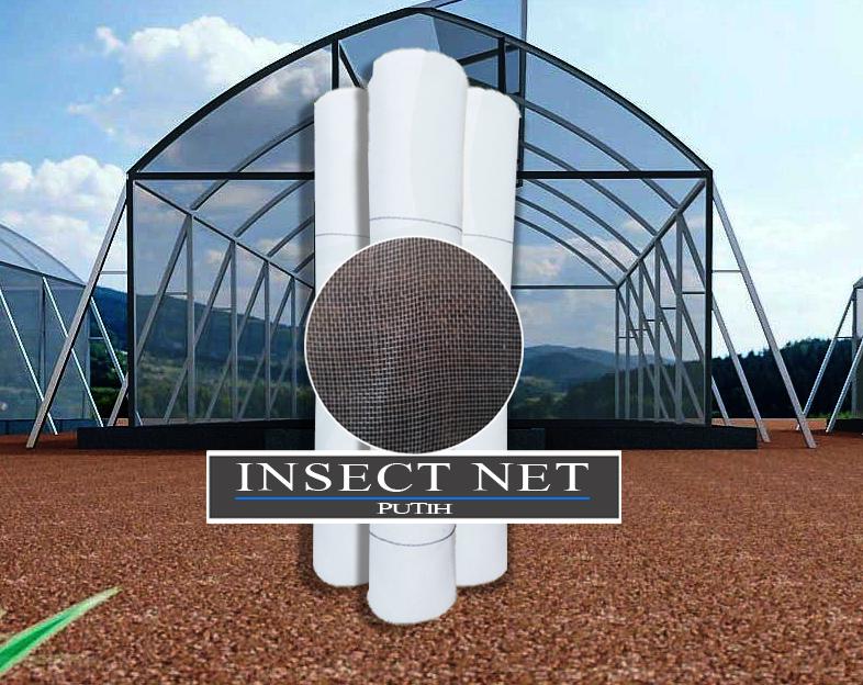insect net serangga PUTIH