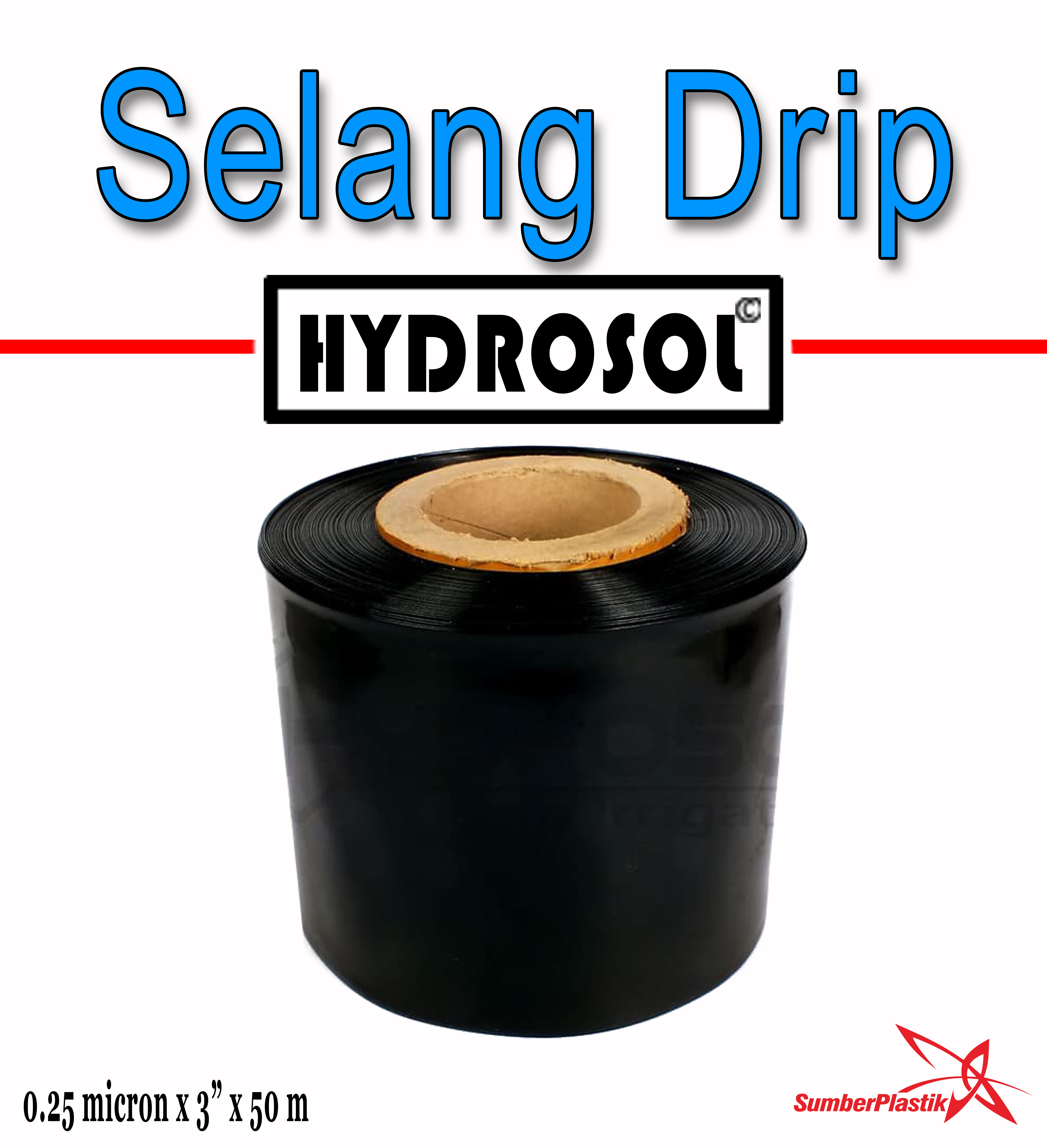 supplier selang drip hydrosol