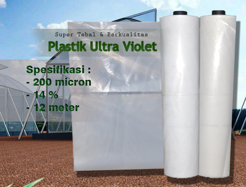 Distributor plastik uv